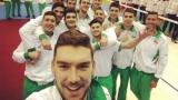 Националите стартираха подготовка за Европейската лига