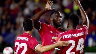 Юнайтед с победа в контролите, Лукаку с дебютен гол (ВИДЕО)