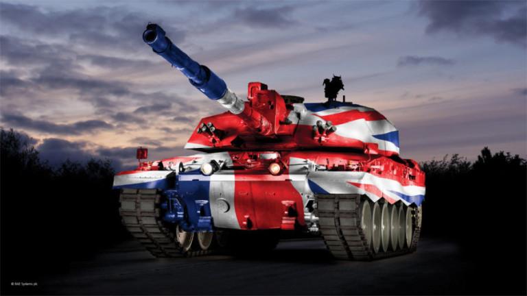 Великобритания планира да се откаже от танковете