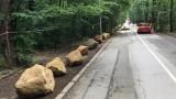 Камъни за 10 000 лева пречат на паркирането в Борисовата градина