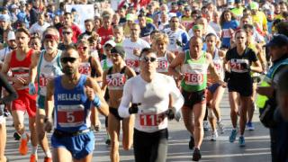Българин спечели маратона на Анталия