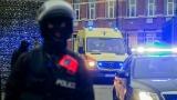 Парижкият терорист Абдеслам ранен и задържан в Брюксел