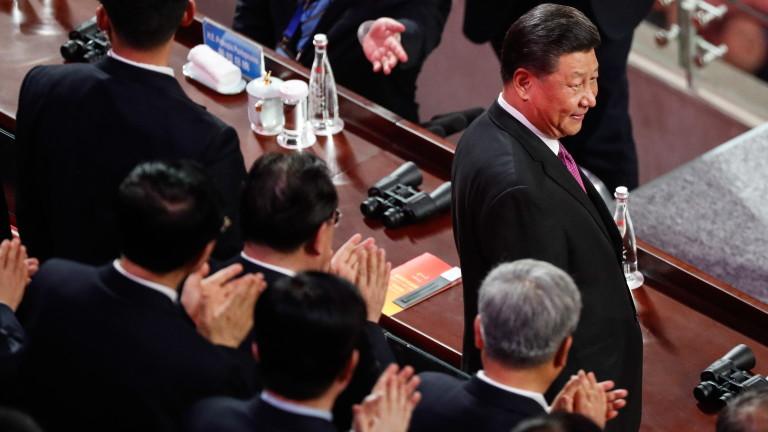 Подгответе се за трудни времена, призова Си Дзинпин Китай