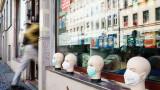 Заразените с коронавирус в Германия прехвърлиха психологическите 100 000 души