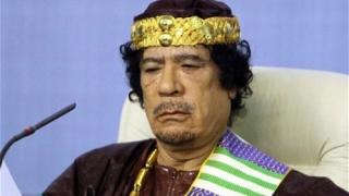 Кадафи предупреждавал Европа за ислямистката заплаха