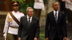 Много различия остават, обявиха Кастро и Обама