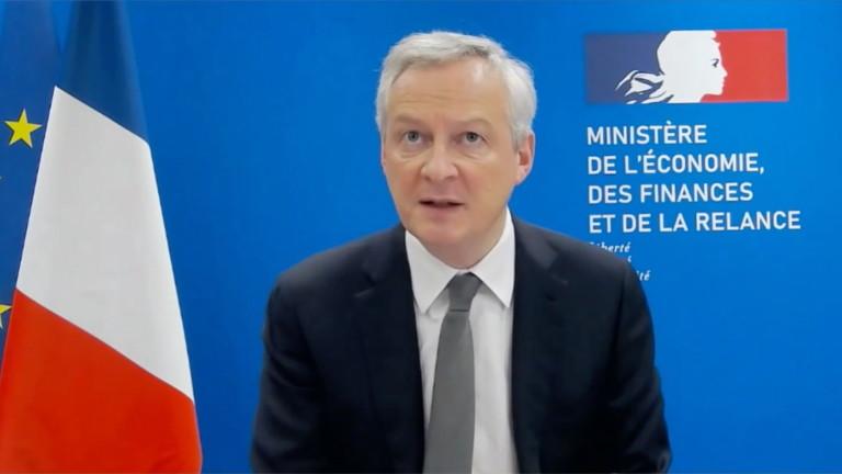Франция: С коронавирус кризата всички опции са на масата