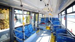 Обещаните електробуси пристигнаха в София