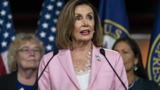 Пелоси: Свидетелските показания уличават Тръмп в корупция