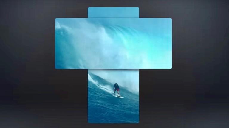 LG показа невиждан досега смартфон с два екрана