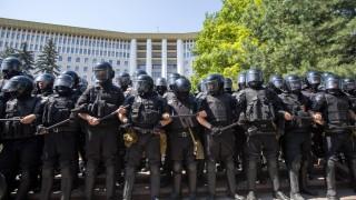 Молдова иска Русия да се изтегли от Приднестровието