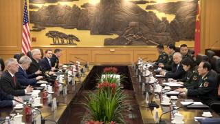 Пекин към САЩ: Не искаме световен хаос, но няма да отстъпим територия