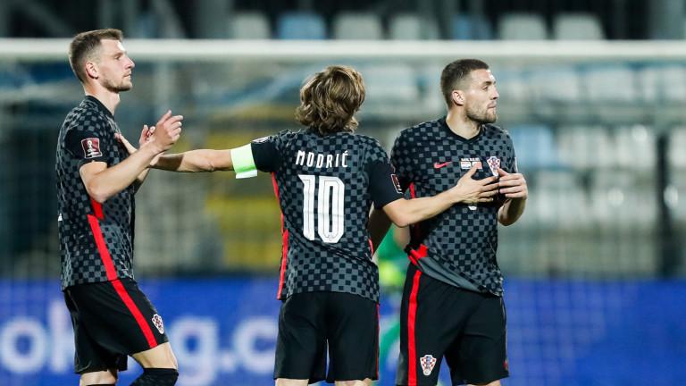 Матео Ковачич: Странно е, че няма играчи на Реал в състава на Испания