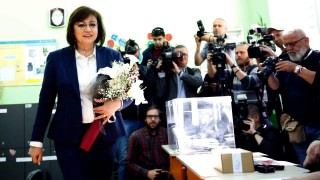 Лидерът на БСП Корнелия Нинова призова хората да гласуват