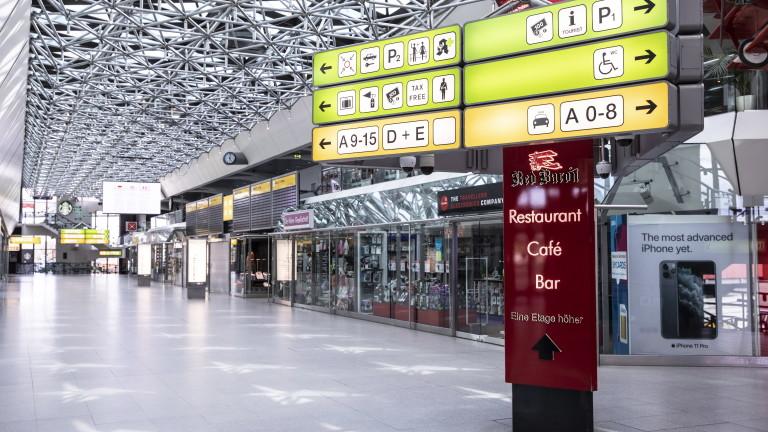 Много летища в Европа могат да се сблъскат с финансова