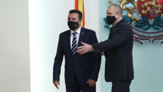 Радев обеща на Заев: Ще получите 50 000 ваксини скоро