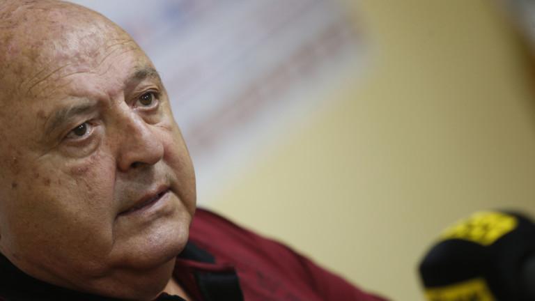 Венци Стефанов обяви кой ще е новият треньор на Славия