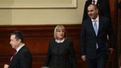 Цачева обяви промените в ДПС и оставката на Атанасов като шеф на вътрешната комисия