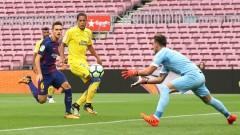 """Барселона не сгреши срещу Лас Палмас в най-тихия мач на """"Камп Ноу"""""""