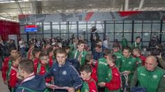 Тонислав Йорданов: Трябва да се влагаш, когато играеш за България