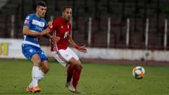 Петър Занев: Осиек е напълно преодолим отбор, трябва да играем с повече самочувствие