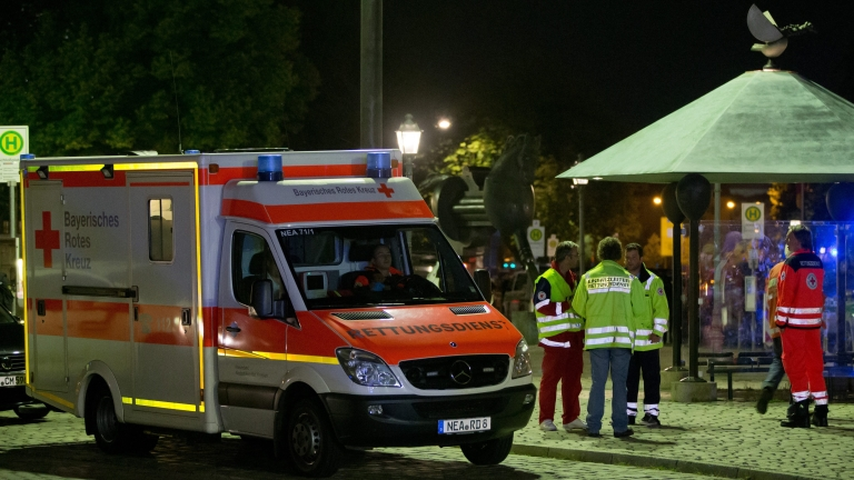 Самоубийствен атентат в германския град Ансбах, има пострадали