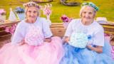 Сестри близначки отбелязаха 100-годишния си юбилей