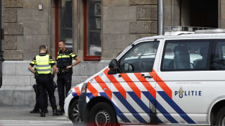 Двама души са ранени след нападение с нож на гарата в Амстердам