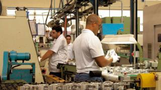 Производителността на труда в САЩ нараства