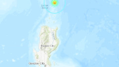 Две силни земетресения люляха Филипините