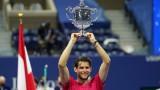 Доминик Тийм спечели финала на US Open след знаменит обрат