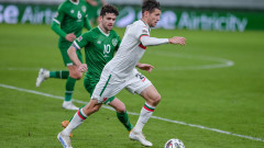 България с две места надолу в ранглистата на ФИФА