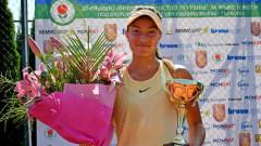 Петя Аршинкова е шампионка на България