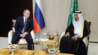 Саудитска Арабия инвестира $1 милиард в 20 проекта в Русия