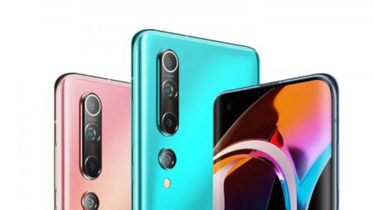 Пръв поглед към Xiaomi Mi 10