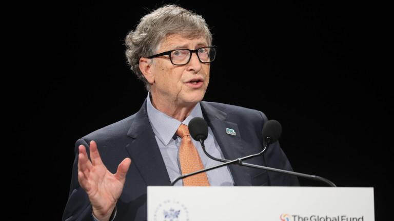 Гейтс: До пролетта на 2021-а ще има шест ваксини срещу Covid
