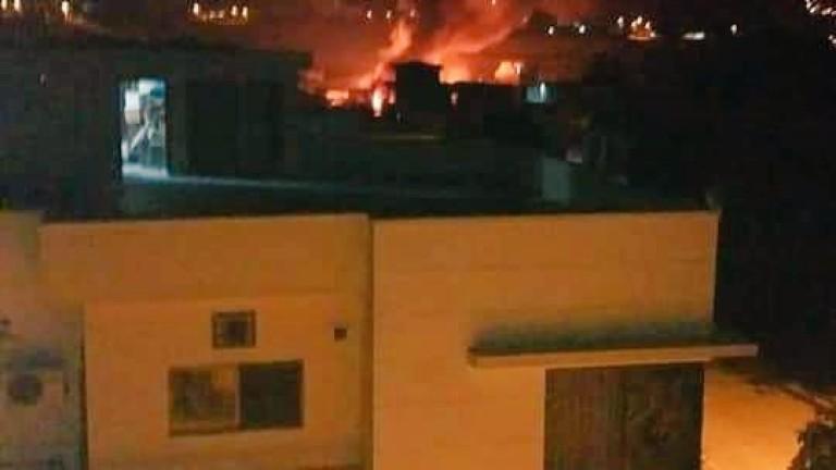 Седемнайсет души загинаха при катастрофа на военен самолет в Пакистан.