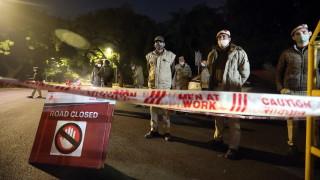 Бомба избухна до посолството на Израел в Ню Делхи
