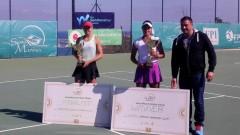 Петя Аршинкова спечели първата си титла
