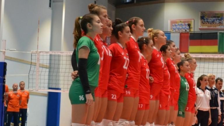 Волейболистките до 18 години загубиха от Италия с 1-3 гейма
