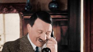 Продават на търг телефона на Хитлер
