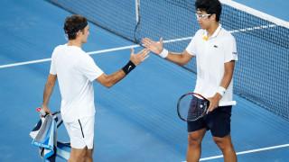 Роджър Федерер се класира за финал на Australian Open 2018