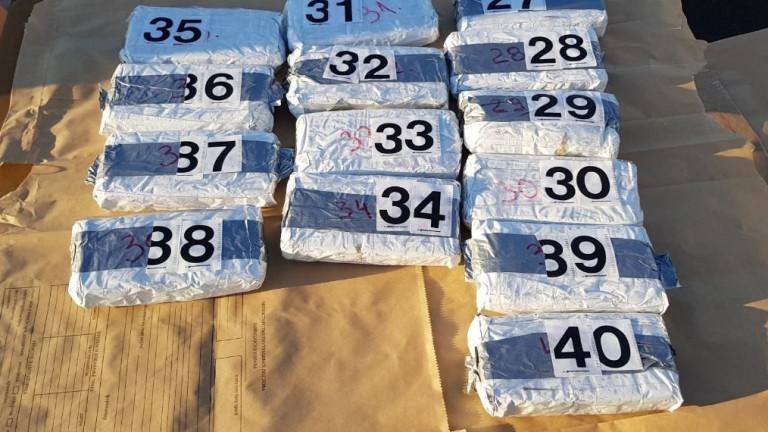 Снимка: Сърбите хванаха българин с 21 кг хероин