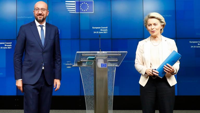 Фон дер Лайен: Гответе се за влошаване на отношенията с Русия