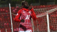 В Гамбия: Трабзонспор с интерес към нападателя на ЦСКА Али Соу