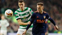 Валенсия гледа напред в Лига Европа след успех в Глазгоу