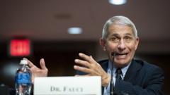 Фаучи предпазлив оптимист за ваксина срещу Covid-19
