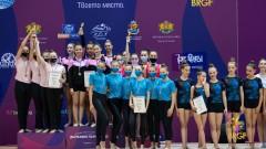 Българките спечелиха първо място в квалификациите на Световната купа по естетическа гимнастика в София
