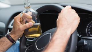 Полицията залови пиян бургазлия да шофира с близо 3 промила алкохол