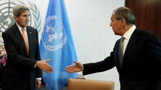 Кери и Лавров обсъдиха Алепо